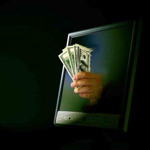 オンラインカジノからの払い戻し