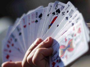 バカラにおけるカードの数え方